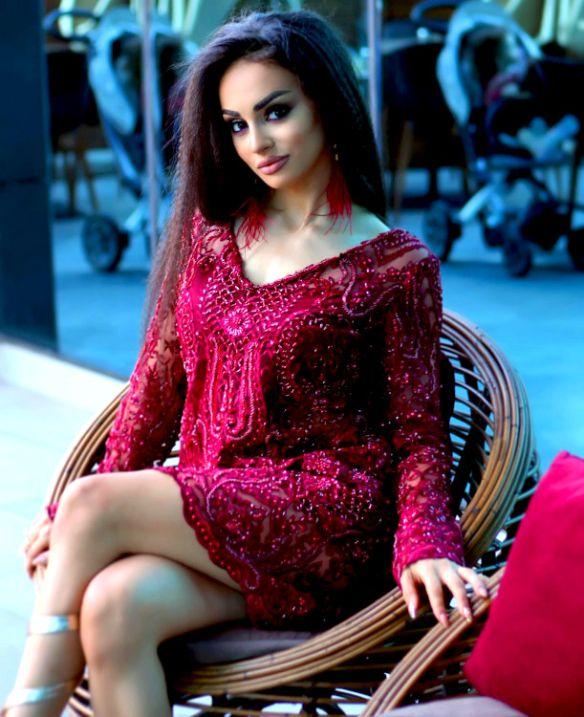 armenian woman