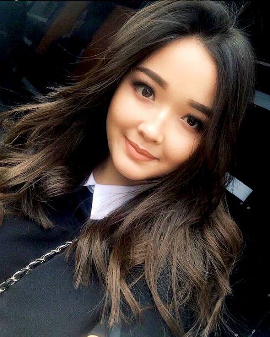 hot kyrgyztan girl