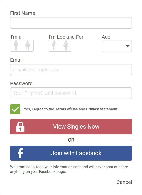 filipinocupid sign up