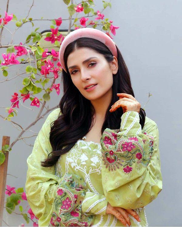 esposa pakistaní
