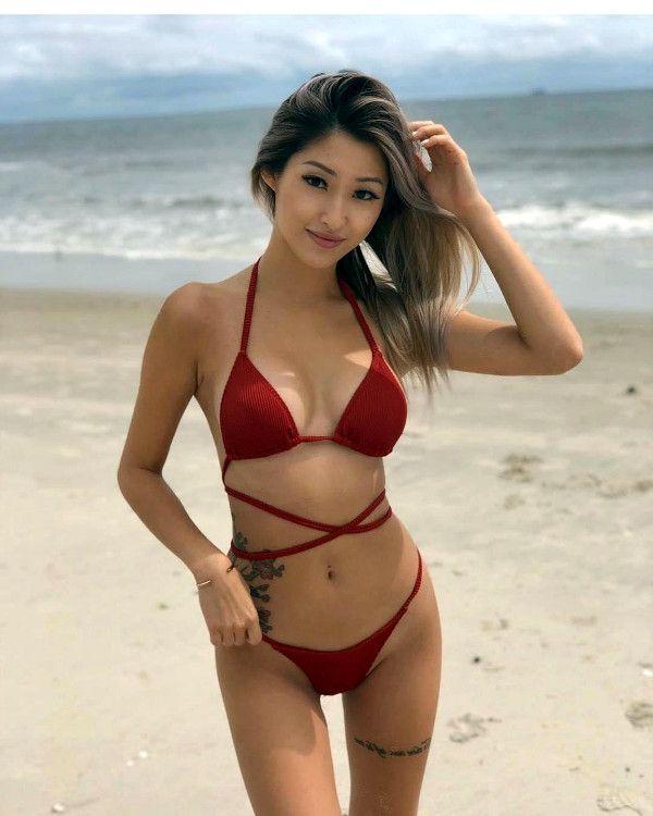 hot taiwanese woman