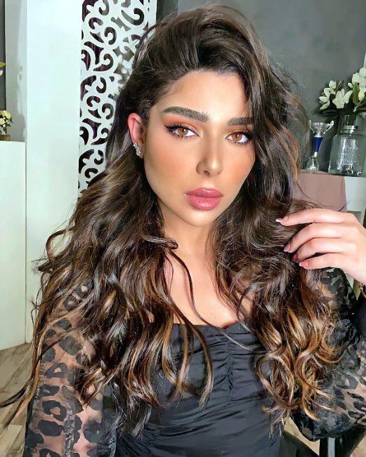 hot jordanian girl